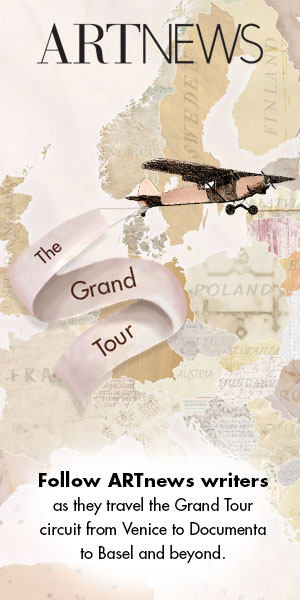 ARTnews Grand Tour