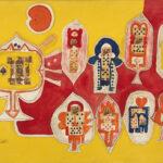 Prabhakar Barwe Grey Art Gallery, New York University Art Collection, gift of Abby Weed Grey